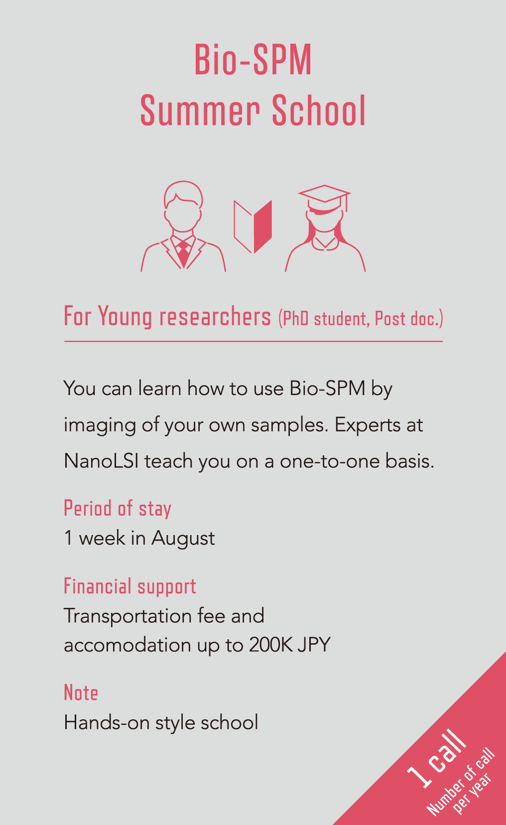 Bio-SPM Summer School